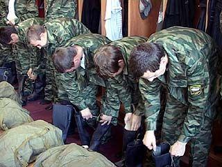 Наркоманов в рядах российской армии становится меньше