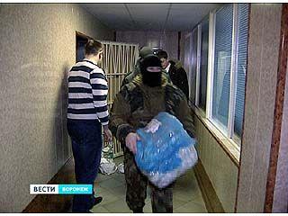 Наркотики и сырье для их производства уничтожили сотрудники УФСКН