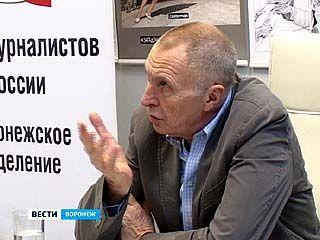 Народный артист России Андрей Смирнов привёз в Воронеж новый фильм
