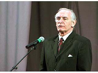 Народный артист СССР Василий Лановой читал Пушкина в Воронеже