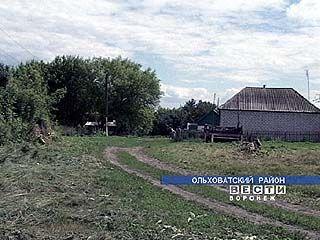 Население хутора Рубеж составляет всего лишь один человек
