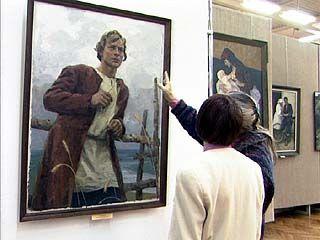 """""""Наш удивительный 20 век"""" - выставка трёх воронежских художников"""