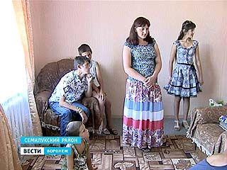 Наталья Воропаева в свои 24 года стала опекуном своим четверым братьям и сёстрам