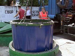 Наводить чистоту в Воронеже будут по новой технологии