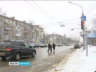 Не пропускать пешеходов в Воронеже станет накладно