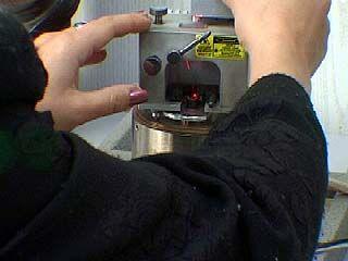 Необычный эксперимент провели в лаборатории нанотехнологий ВГУ