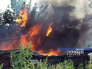 Неосторожное обращение с огнём стало причиной пожара