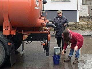 Несколько сотен жителей Воронежа 2-ой день остаются без воды и тепла