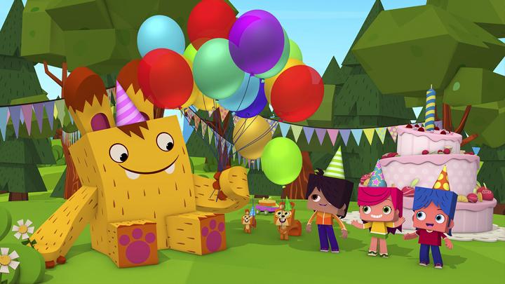Компания Netfliх купила права на мультипликационный сериал «Йоко» воронежской студии Wizart Animation