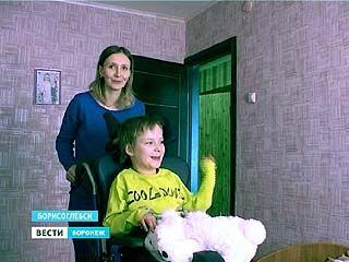 Никита Воробьев вернулся домой из немецкой клиники