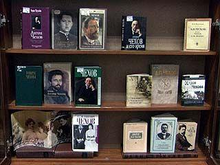 Никитинская библиотека готовится к 150-летию Антона Чехова