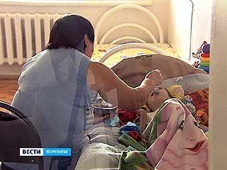 Никиту Воробьева перевели на реабилитацию в областную больницу из Борисоглебска