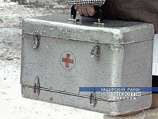 Низкий уровень медпомощи отмечен в Каширском районе