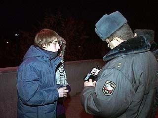 Ночные прогулки по Воронежу для несовершеннолетних отменяются