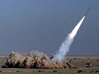 Ночные стрельбы боевыми ракетами на полигоне Ашулук - продолжаются