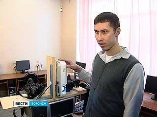 Ноу-хау воронежского студента заинтересовало специалистов Москвы и Европы