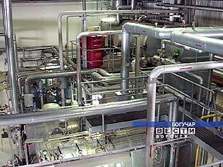 Новая газовая котельная построена в Терновке