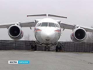 Новая модификация самолёта АН 148 прошла технические испытания в Воронеже