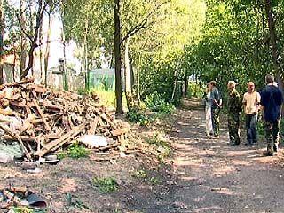 Новая попытка захвата федеральных земель Воронежского дендрария