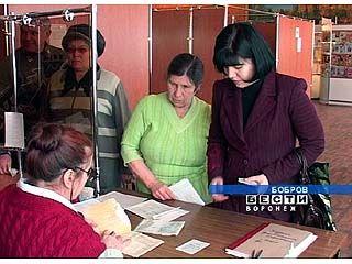 Новая регистратура начала работать в Бобровской ЦРБ