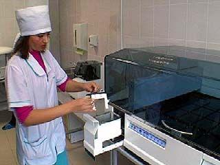 Новейшее оборудование установлено в Областном патологоанатомическом бюро