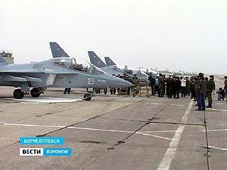 Новейшие учебно-боевые ЯК-130 прибыли в Борисоглебск