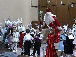 Новогодние празднования стартуют в Воронеже 25 декабря