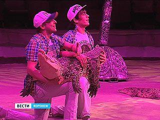"""""""Новогодние приключения Коляна и Вована"""" - в Воронежском цирке"""