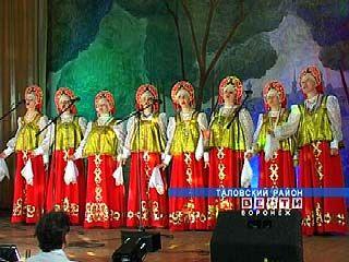 Новохоперские артисты продемонстрировали способности в Таловой