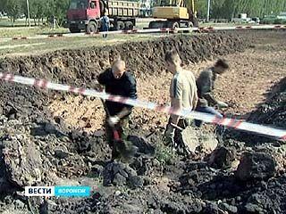 Новостройки Северного района стоят на местах воинских захоронений