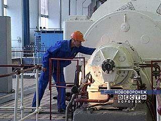 Нововоронежская АЭС работает в заданном режиме