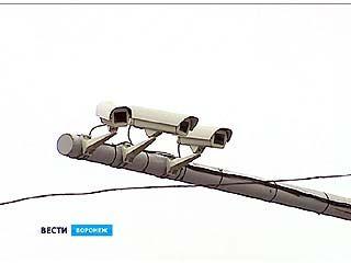 Новые камеры появились на пересечении Московского и проспекта Труда