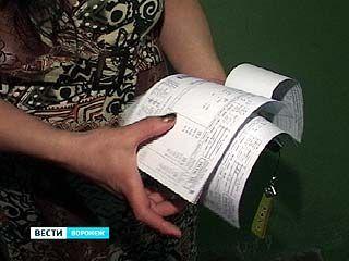 Новые квитанции оплаты за электричество - уже в почтовых ящиках воронежцев