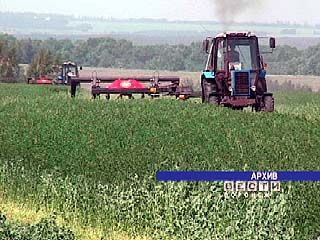 Новые модели агротехники можно увидеть на выставке в Аннинском районе