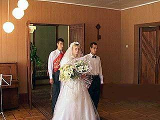 Новый Дворец бракосочетаний откроется в Лисках