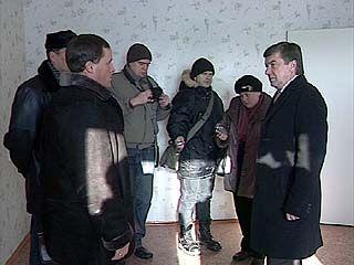Новый год в новых квартирах встретят 600 семей воронежцев