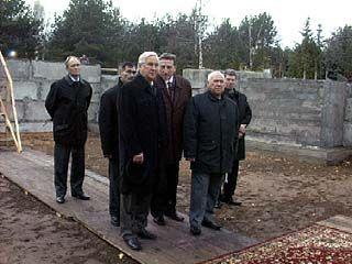 Новый храм возводится при попечительстве губернатора Кулакова