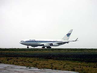 Новый ИЛ 96-300 отправлен с ВАСО на Кубу