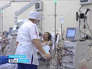 Новый нефрологический центр открылся в бывшем роддоме Борисоглебска