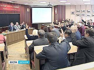 Новый ректор - в новом году: в Воронежском строительном университете готовятся к выборам