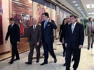 """Новый Центр """"Галереи Чижова"""" открыт, освящен и принял высоких гостей"""