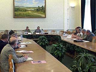 Новый устав области станет темой пресс-конференции