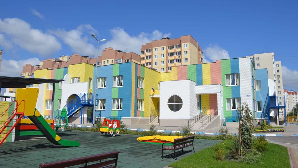 Подрядчиком детского сада на улице Ломоносова в Воронеже займутся правоохранители