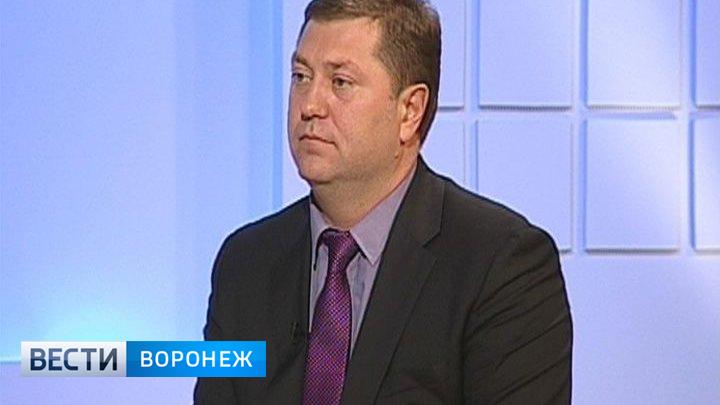 Сергей Крючков уволился с поста главы воронежского Фонда капремонта