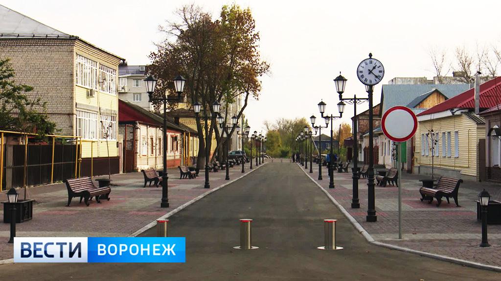Как в Воронежской области проходит глобальное благоустройство