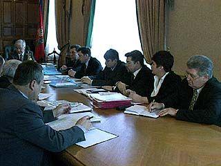 Обладминистрация и народные избранники начинают планировать бюджет-2005