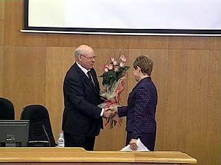 Областная Дума пятого созыва собралась на первое заседание
