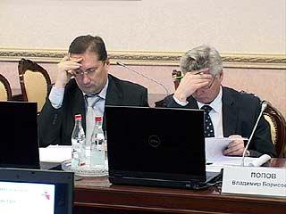 Областная и городская власти совместно работали над бюджетом Воронежа