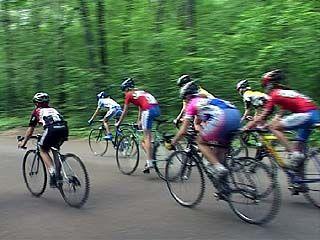 Областной чемпионат по велоспорту проходит в Воронеже