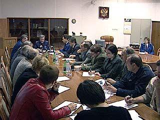 Областной прокурор встретился с редакторами воронежских СМИ